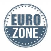 Euro zóna razítko