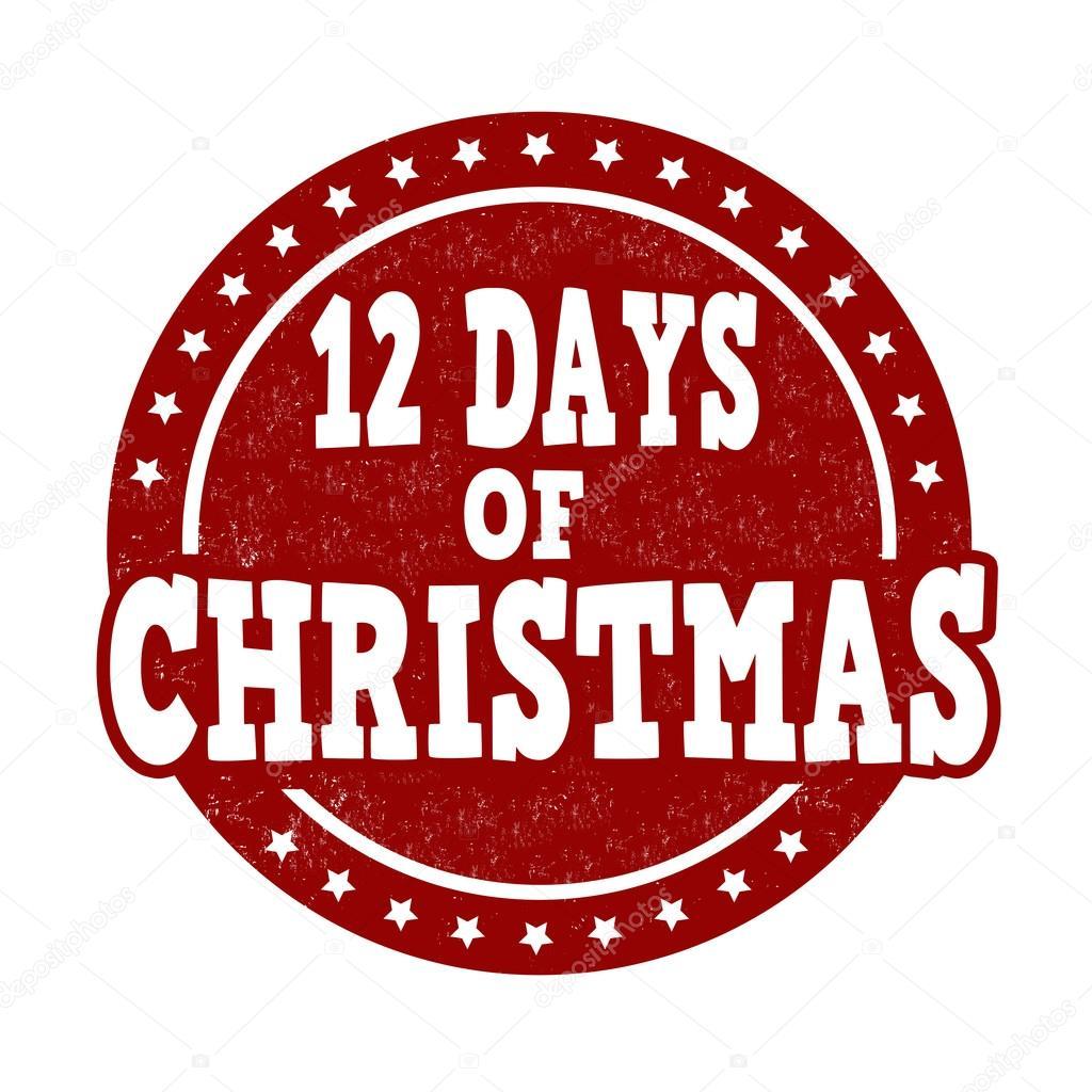 Twelve Days Of Christmas Tree Ornaments