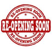 Bald Wiedereröffnung