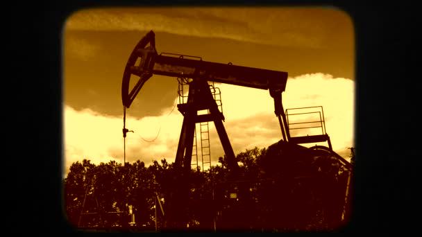 Těžní důlní stroj kopání zároveň produkující zemní plyn