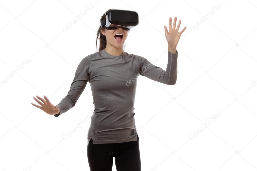 reality models Virtual adult