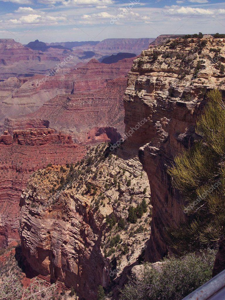 Grand Canyon National Park Arizona Stock Photo