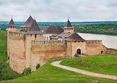 fortezza di Khotyn in Ucraina