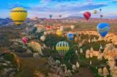 Fotografie Heißluftballons in Kappadokien