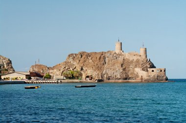 Fort  in Muscat