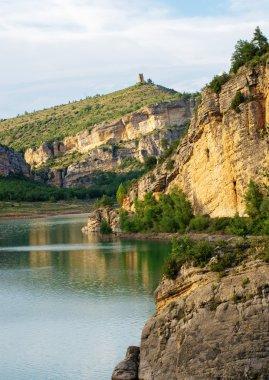 Congost de Mont-rebei Landscape