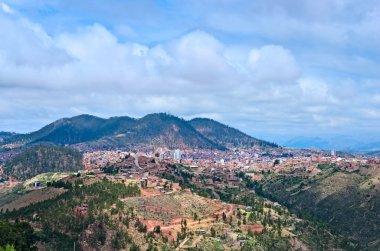 Sucre capital of Bolivia