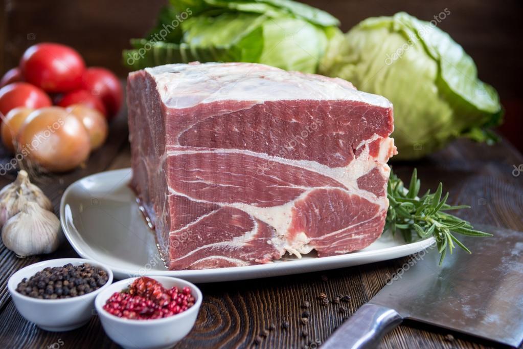lekker stuk vlees