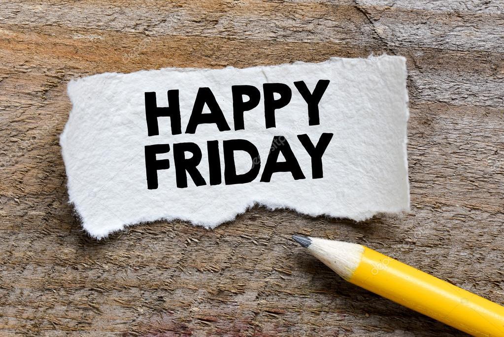Happy Freitag