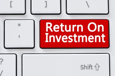 Keyboard with return on investment