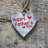Fotografie Glückliche Väter Tag Nachricht