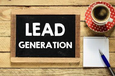 Lead generation On Blackboard