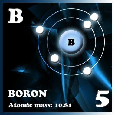 The element boron