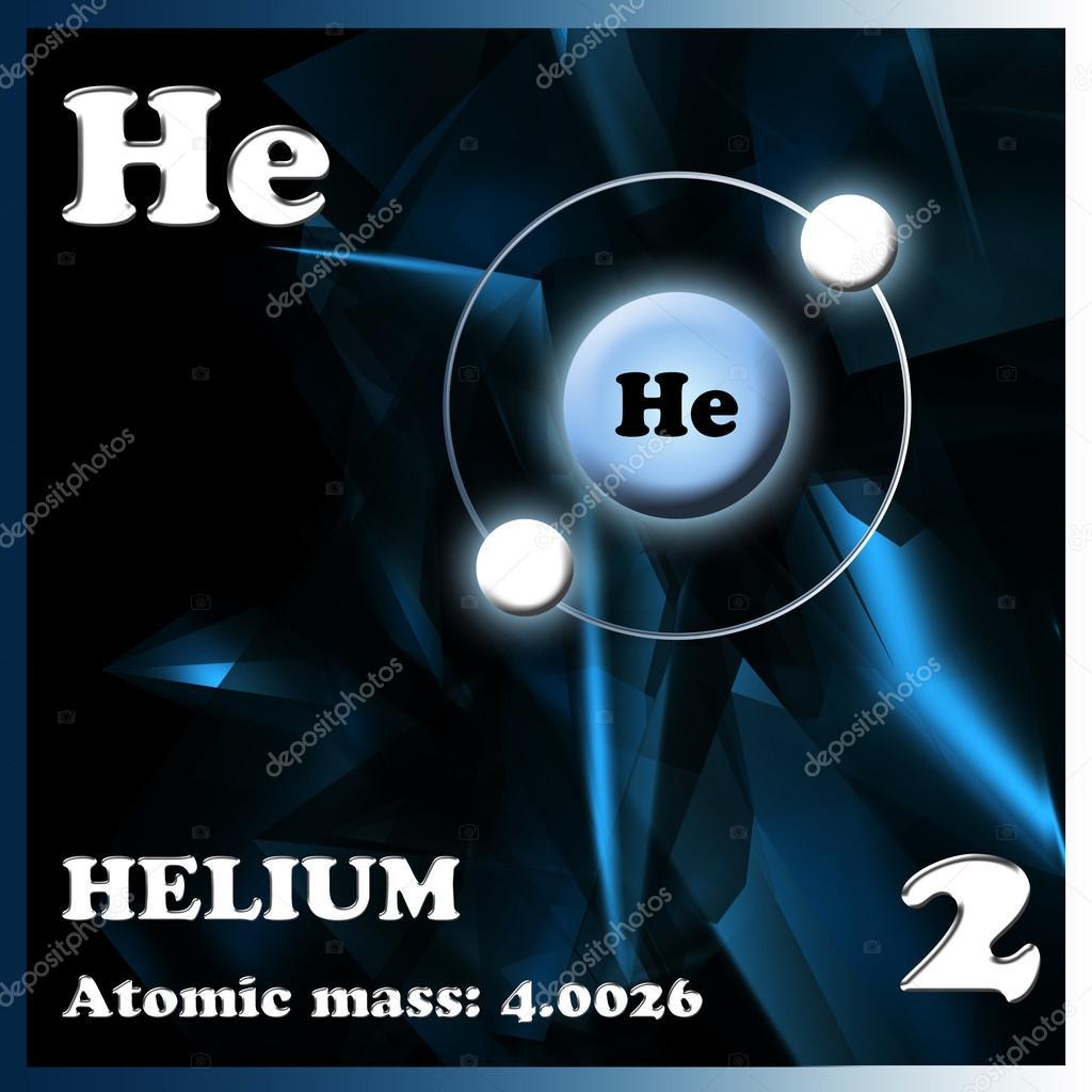 El elemento helio foto de stock lina0486 93283212 el elemento helio en la tabla peridica de mendeleiev foto de lina0486 urtaz Choice Image