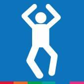 Lidská činnost představuje ikona ilustrace design