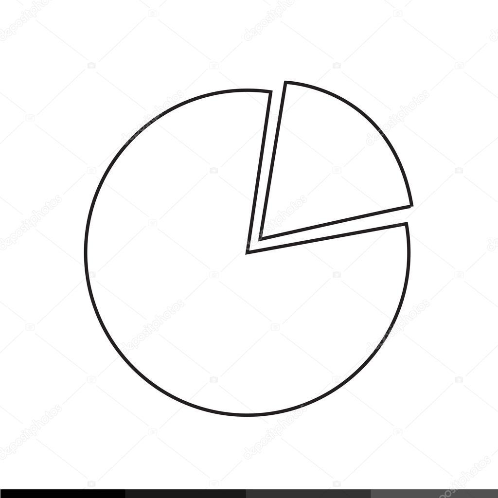 diagram icon graphs icon illustration design stock vector Online Icon diagram icon graphs icon illustration design stock illustration
