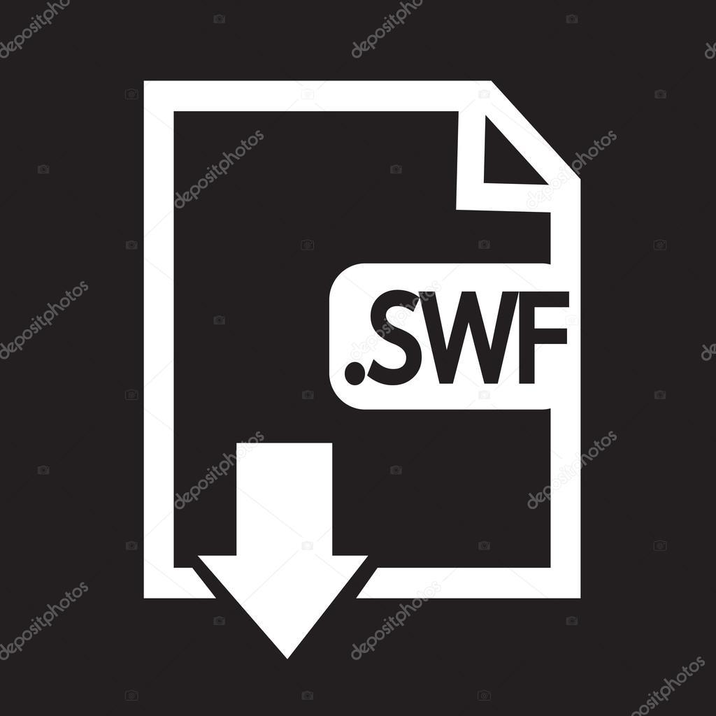 arquivos no formato swf