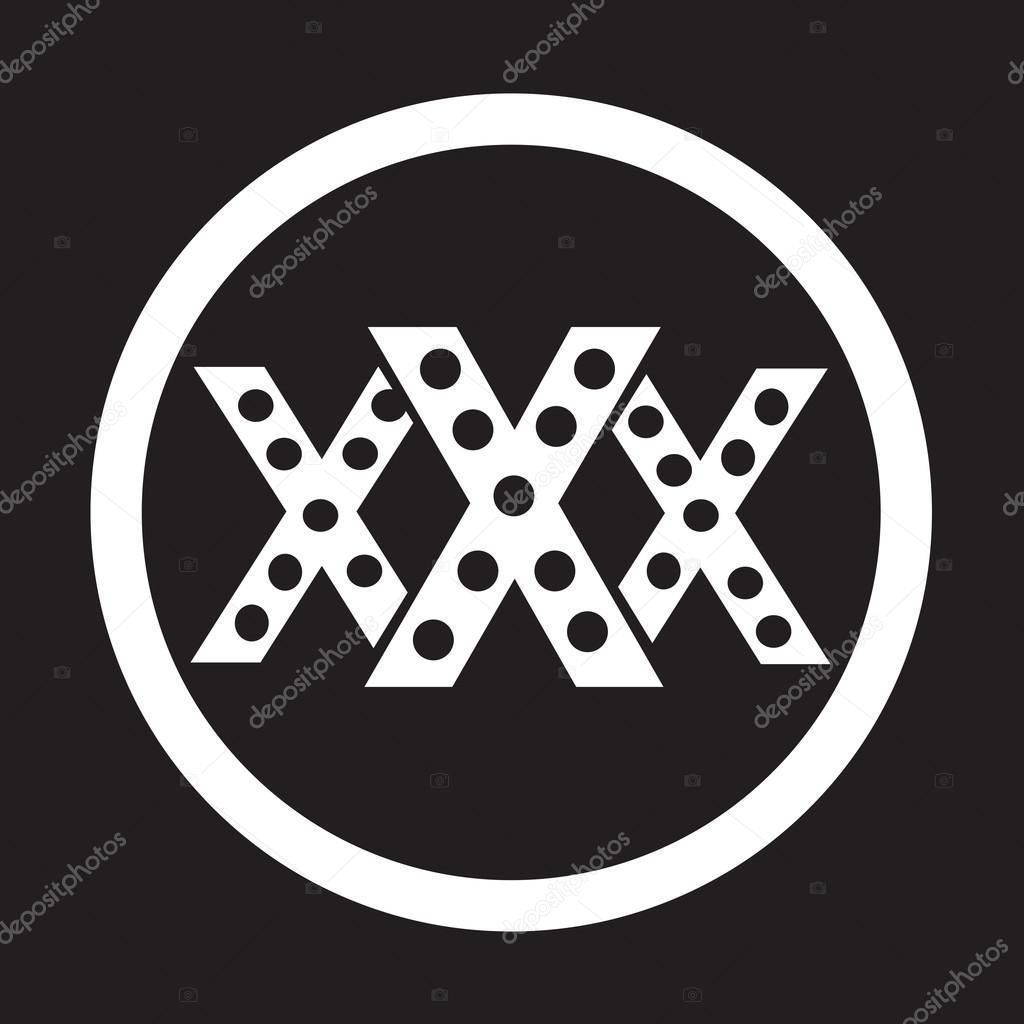 Μαύρο θηλυκό XXX