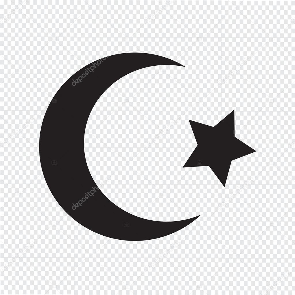 Symbol of islam star crescent icon stock vector porjai 87077142 symbol of islam star crescent icon stock vector biocorpaavc Images