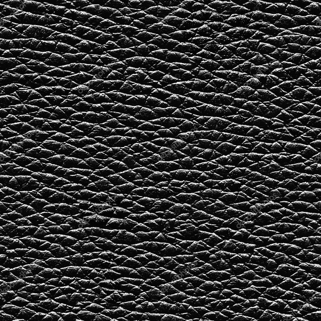 Closeup Seamless Texture of a Black Leather — Stock Photo ...Black Leather Texture Seamless