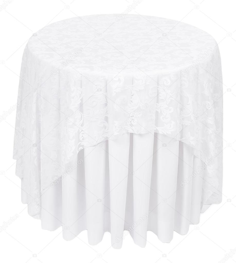 nappe table ronde table ronde with nappe table ronde stunning nappe ronde blanche with nappe. Black Bedroom Furniture Sets. Home Design Ideas
