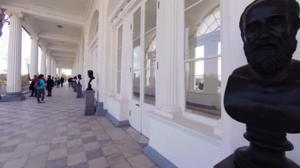 Galleria di Cameron. Pushkin. Parco di Catherine. Carskoe Selo