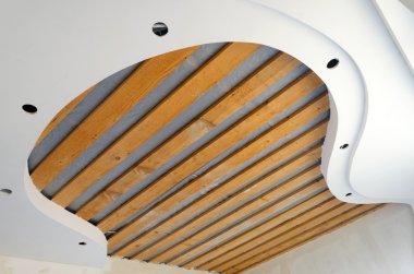 repairing ceiling concept