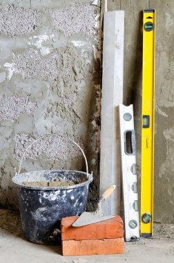 Repair or renovation  wall