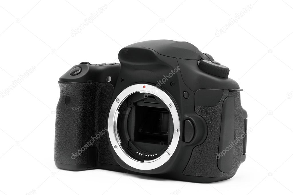 cuerpo de cámara de fotograma completo con sensor de 18 megapíxeles ...