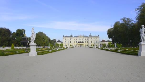 Branicki-Palast in Bialystok, Polen