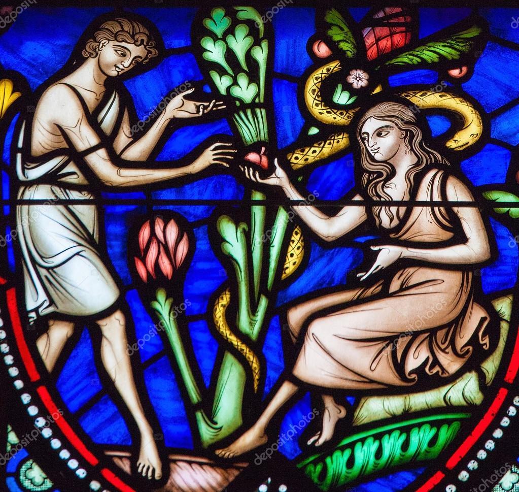 Adam and Eve and the Original Sin – Stock Editorial Photo © jorisvo  #102765594