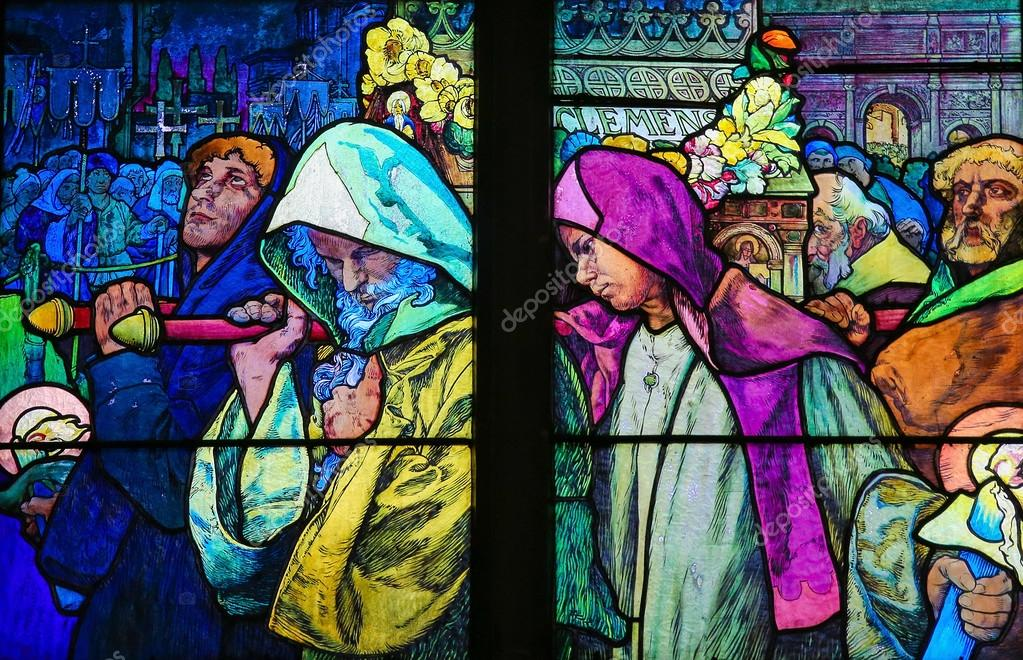 Výsledok vyhľadávania obrázkov pre dopyt chrámové vitráže
