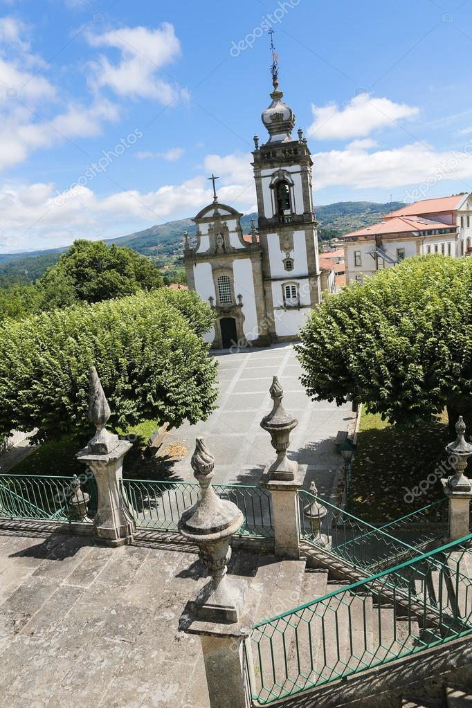 Paredes De Coura In Norte Region Portugal Stock Photo C Jorisvo
