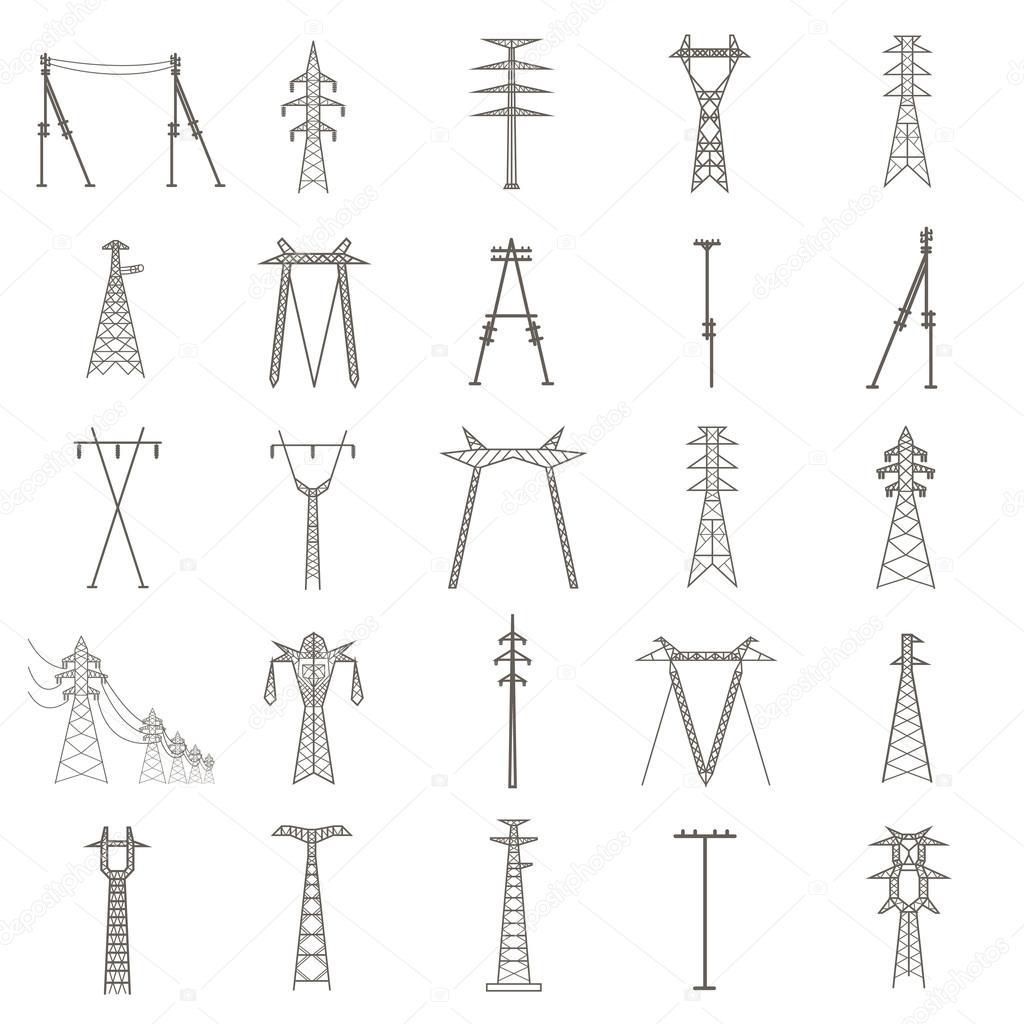 how to draw a pylon
