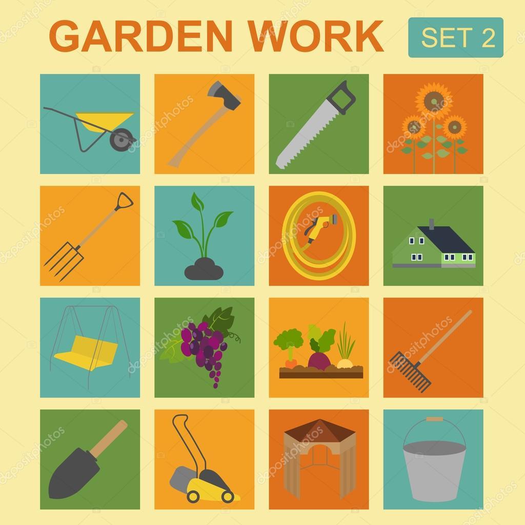 emejing outil de jardinage jeux images. Black Bedroom Furniture Sets. Home Design Ideas
