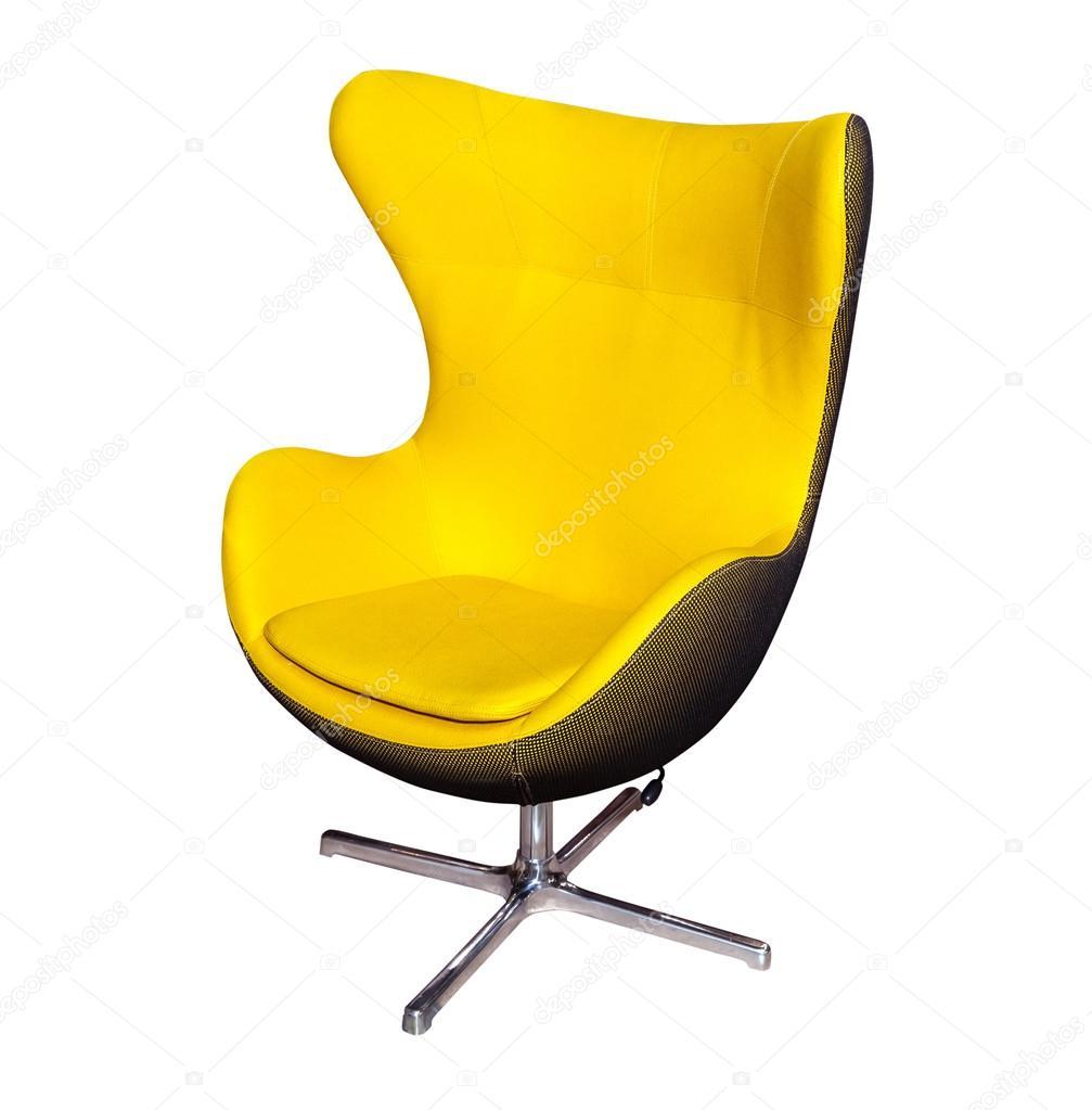 Chaise Moderne De Bureau Jaune Photographie Prescott10 C 107729332