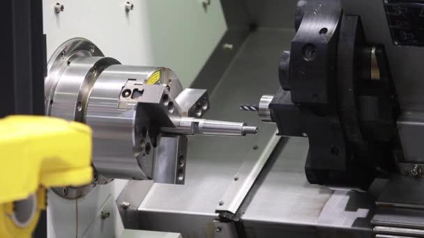 CNC metal processing machine