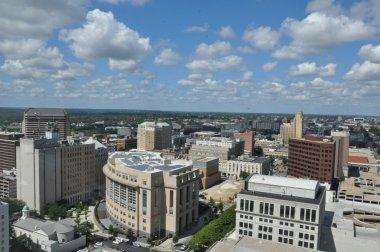 Aerial View of Richmond, Virginia