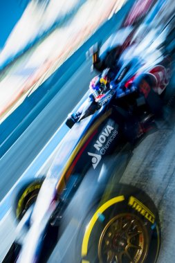 Max Verstappen Jerez 2015