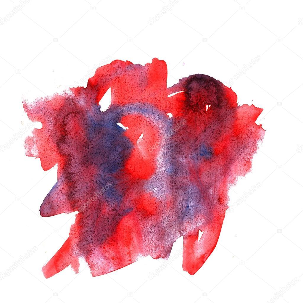 water color watercolor texture splash blotch watercolour pink