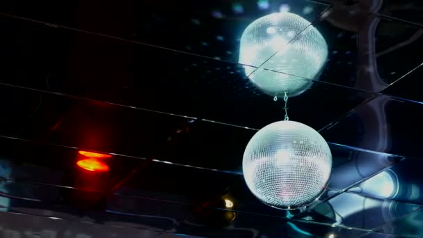 discoball mirrored disco ball light flashes