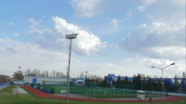 hraní sport čas zanikla školení stadionu