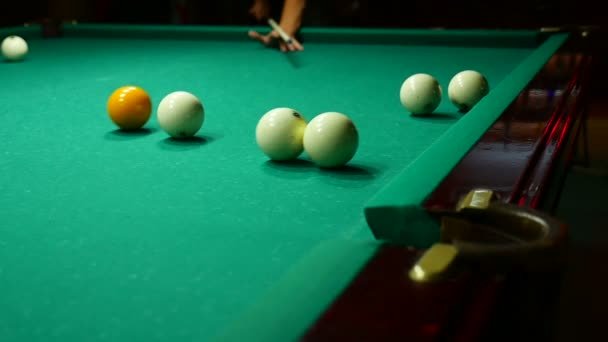 billiards the game video green background game gambling