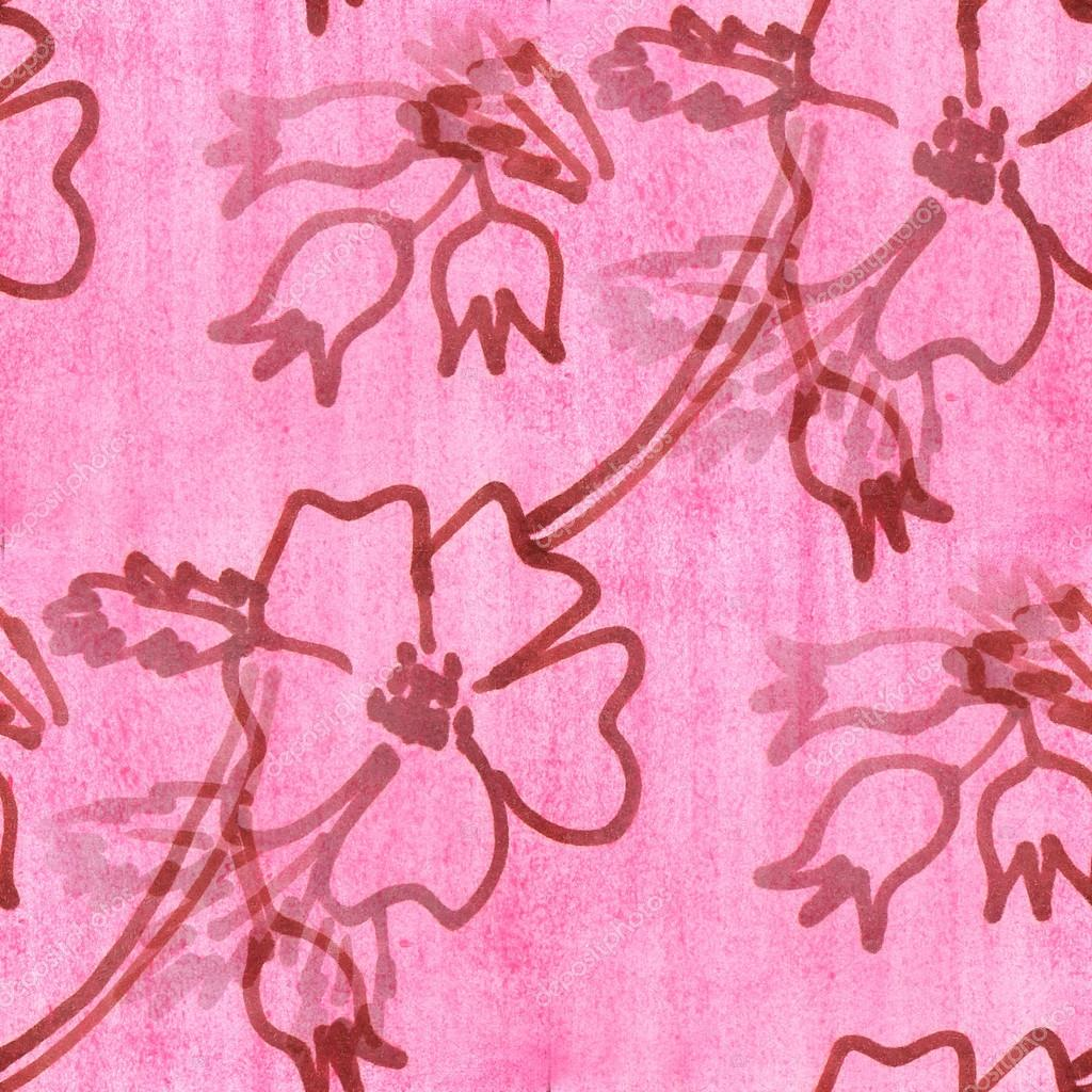 Carta da parati di struttura senza cuciture rosa lenzuola for Stock carta da parati
