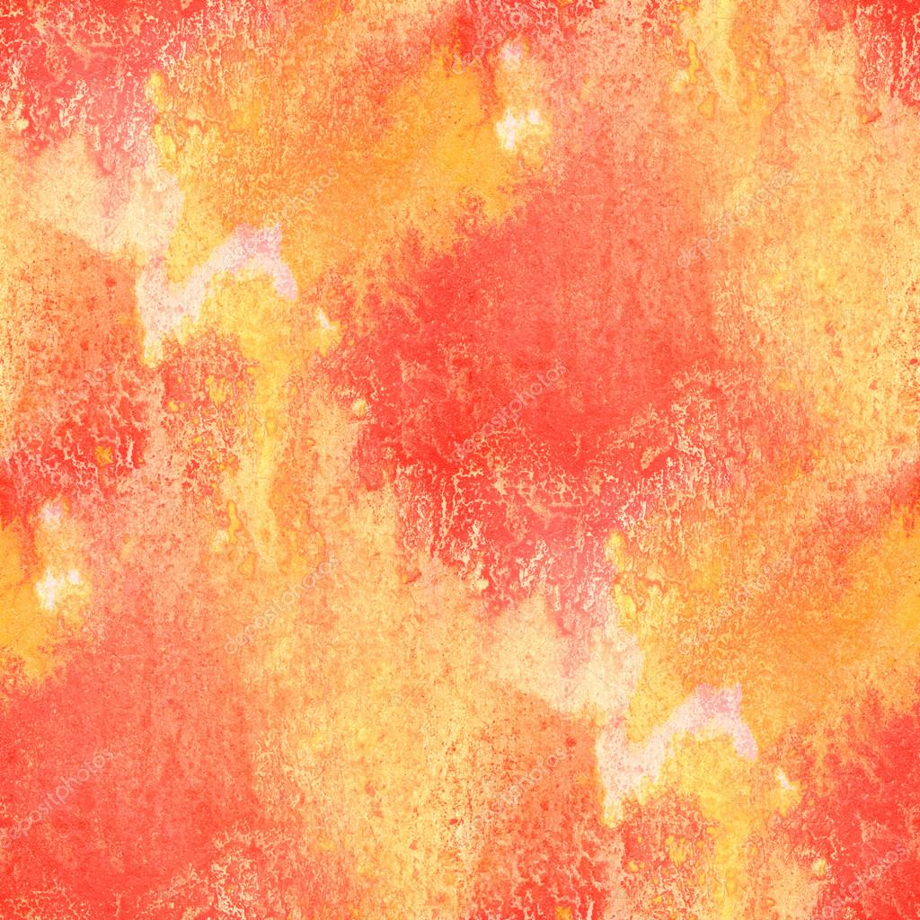 Seamless Red Yellow Watercolor Background Abstract Texture Pattern Art Water Paper Design Wallpaper Stock Photo C Maxximmm1 98345238