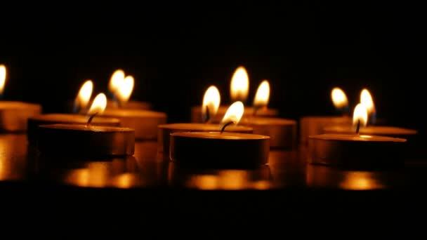 svíčky hoří svíčka romantické vonící zátiší oheň