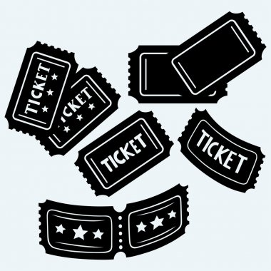 Set cinema tickets