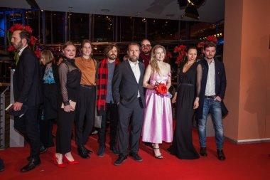 Friede Clausz, Denys Darahan, Julia Jentsch,  Bjarne Maedel, Anne Zohra