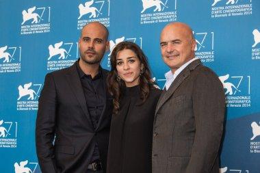 Marco D'Amore, Simona Tabasco, Luca Zingaretti