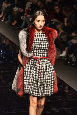 Ermanno Scervino show at the Milan Fashion Week